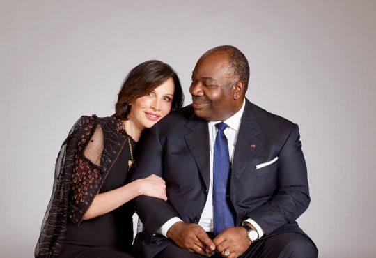 Sylvia-Bongo + Ali Bongo