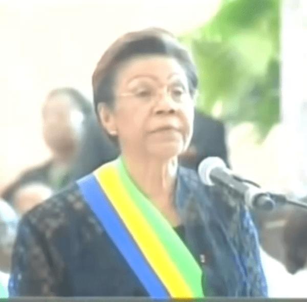 Gabon : Rose Francine Rogombé aurait-elle  encore toute sa tête ?