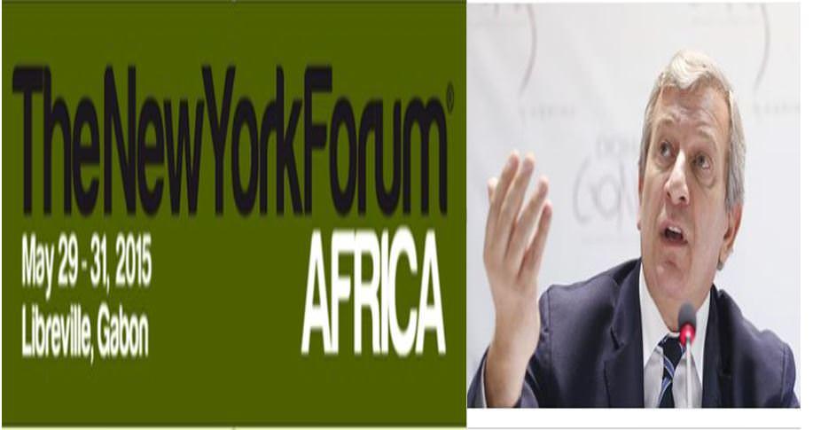 Gabon : Pourquoi  le NEW-YORK FORUM AFRICA 2015 a-t-il été reporté?