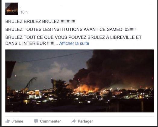 Gabon: comment le camp Ping et l'étranger ont triché pour attribuer leur tricherie au camp Bongo