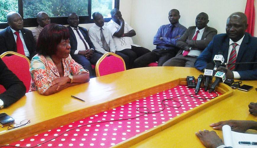 Urgent :Ben Moubamba laisse l'UPG pour créer sa formation politique