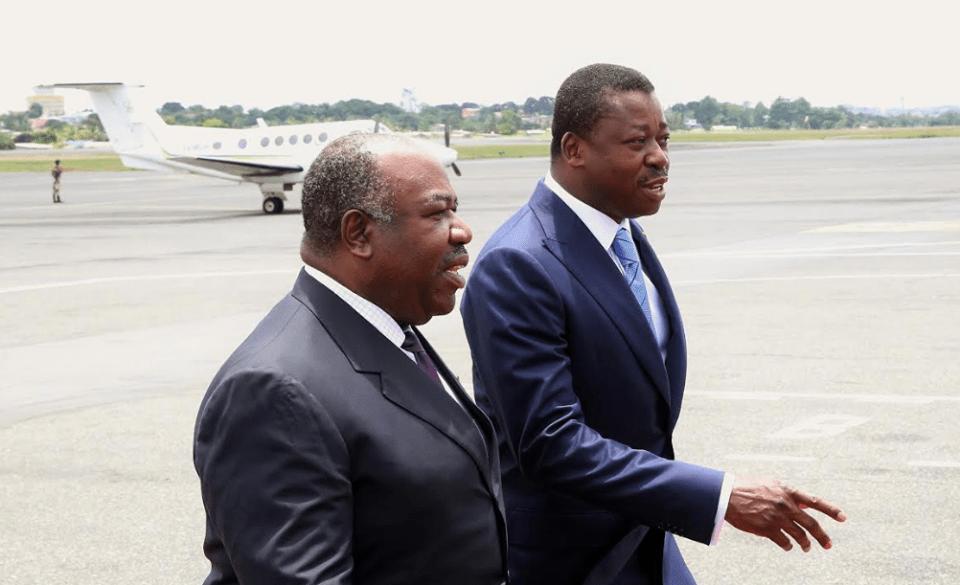 2ème visite de Faure Gnassingbe au Gabon en un mois