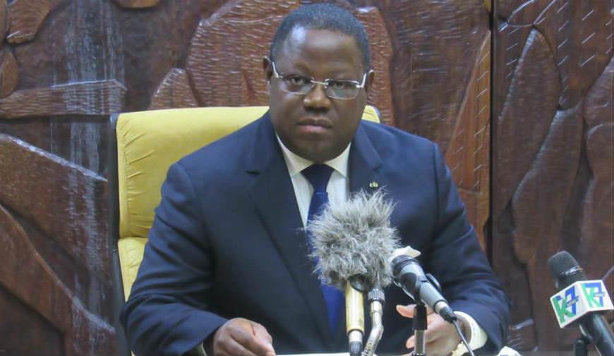 Issoze Ngondet: les actions prioritaires de ses 100 premiers jours