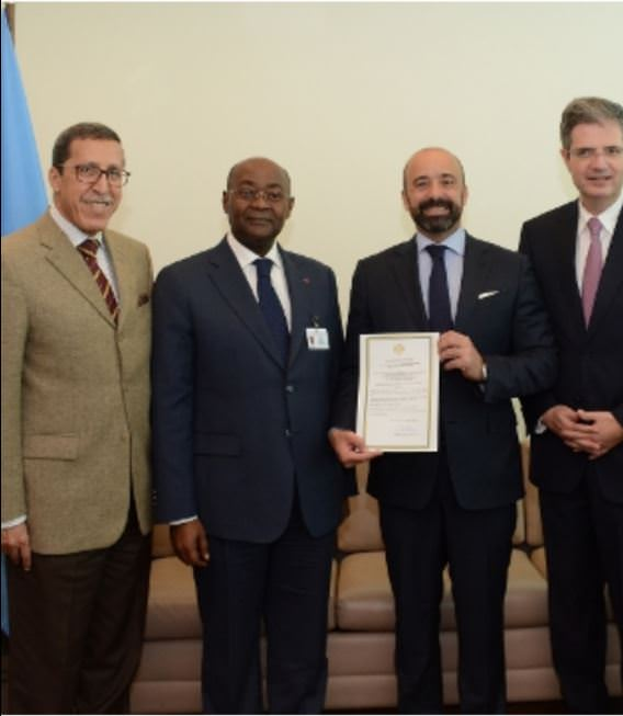 Gabon/Climat-Accord de Paris : Dépôt de ratification