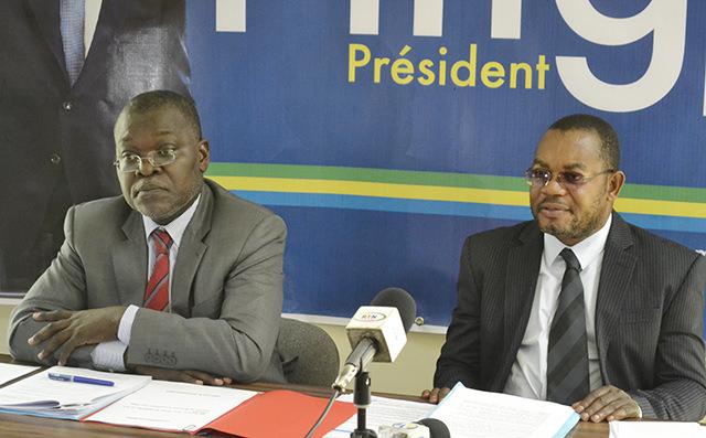 Réélection d'Ali Bongo : Nouvelle requête des avocats de Jean Ping