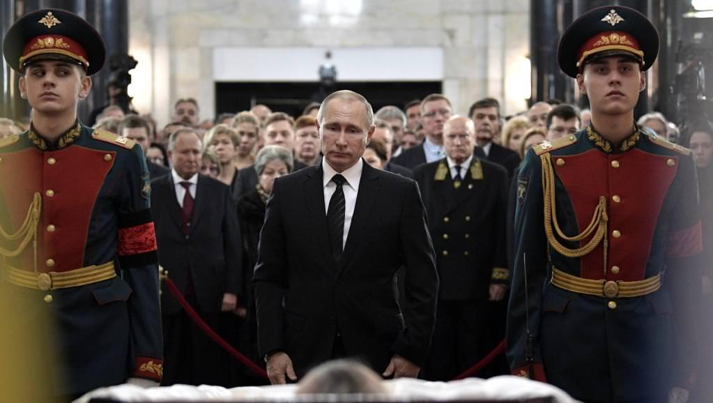 Puissance nucléaire: Vladimir Poutine plus dissuasif que jamais