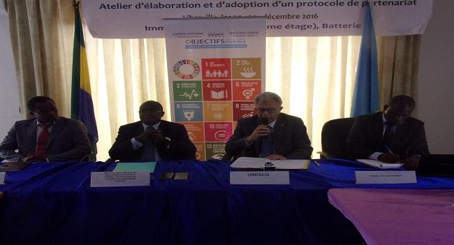 A l'Unesco, des agents publics et universitaires réfléchissent aux meilleurs formats de développement social