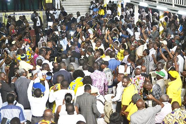 Gabon sous l'imposteur - Dialogue pour l'alternance : Les agents de l'Etat seront-ils sanctionnés ?