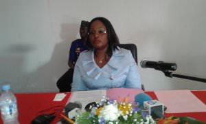 Gabon sous l'imposteur - Union Nationale : Le coup de gueule d'Estelle Ondo !