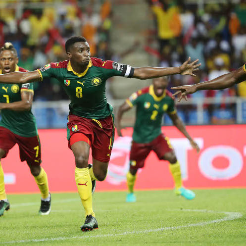 CAN 2017 : le Cameroun fait valoir son expérience et chicotte la Guinée Bissau (2-1)