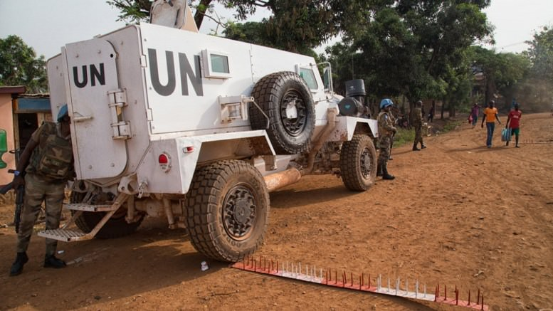 Protection des populations à Bambari : Assurance de la MINUSCA