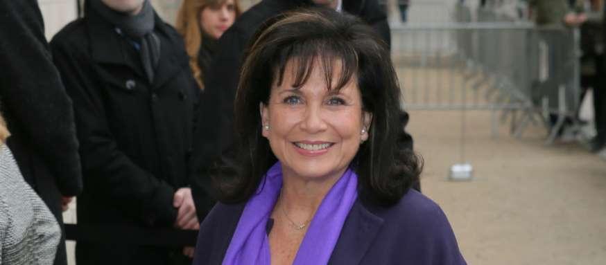 Anne Sinclair ex compagne de DSK est devenue l'amour de Pierre Nora