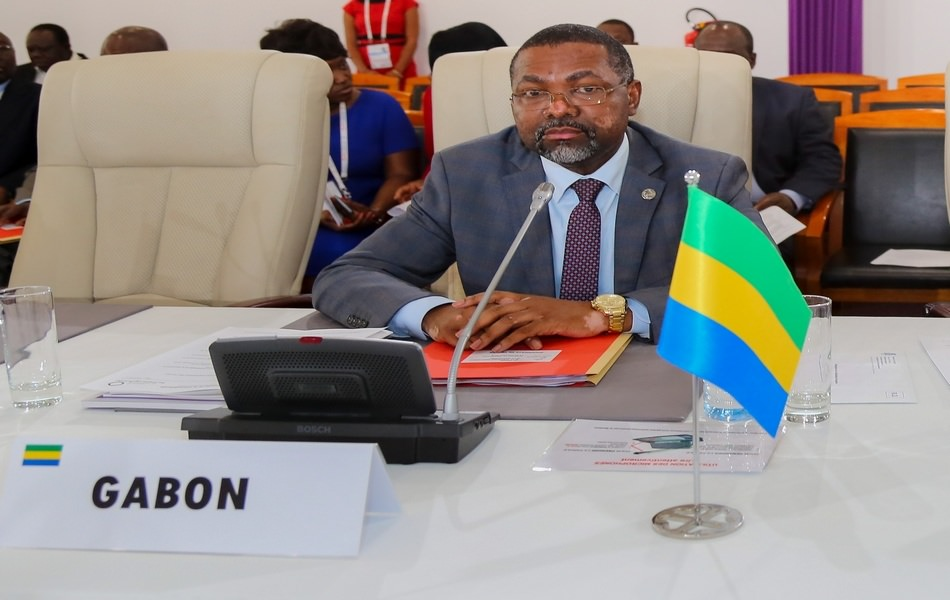Flavien Enongoue nommé ambassadeur du Gabon en France