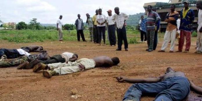 Centrafrique : Mort de plus de 20 personnes dans des affrontements