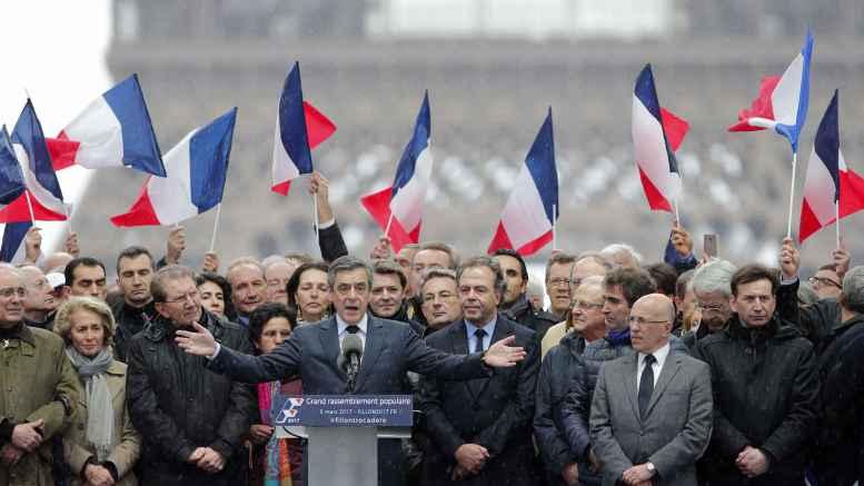 Présidentielle française: Fillon tient bon !