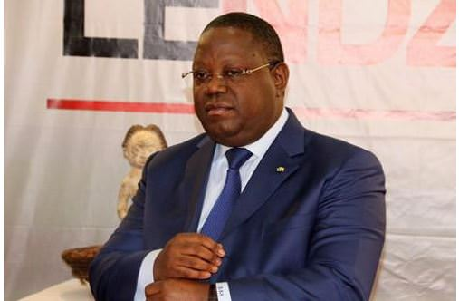 Le Premier ministre du Gabon, Issoze Ngondet, en tournée économique en Europe