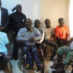 Atace –Handi,  invite le gouvernement  à  avoir un regard positif  sur la personne handicapée.