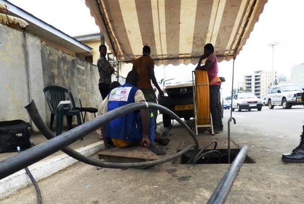 Fibre optique au Gabon : Le projet coince