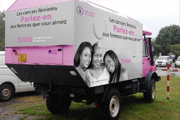 Lutte contre le cancer au Gabon : Sylvia Bongo Ondimba intensifie le combat