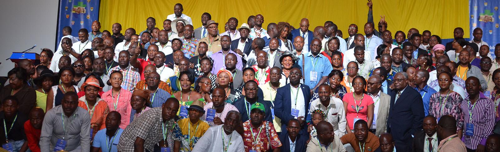 GABON-Dialogue Politique 2017 : Franc succès et clap fin pour la phase citoyenne