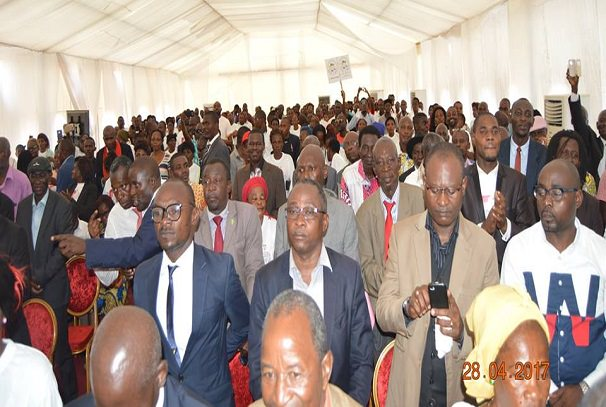 Gabon / ACR : Les congressistes ont réitéré leur soutien au chef de l'Etat