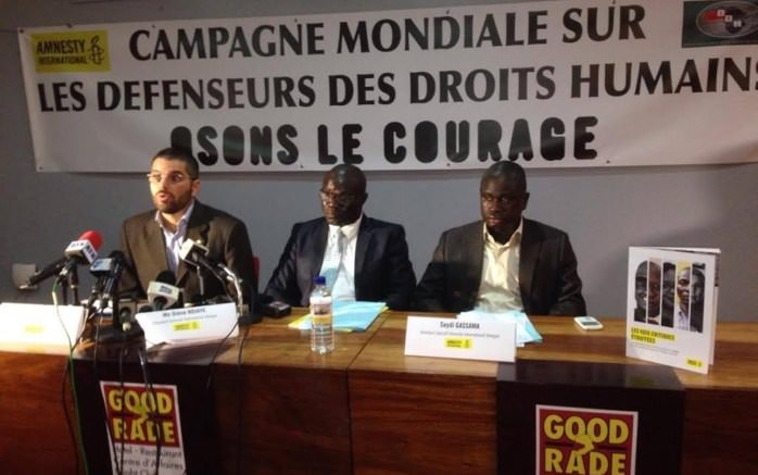 Amnesty international épingle Cameroun, Guinée, Nigeria, Sénégal, Tchad et Togo