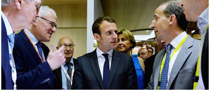 Dans le sillage de l'Afrique de Macron