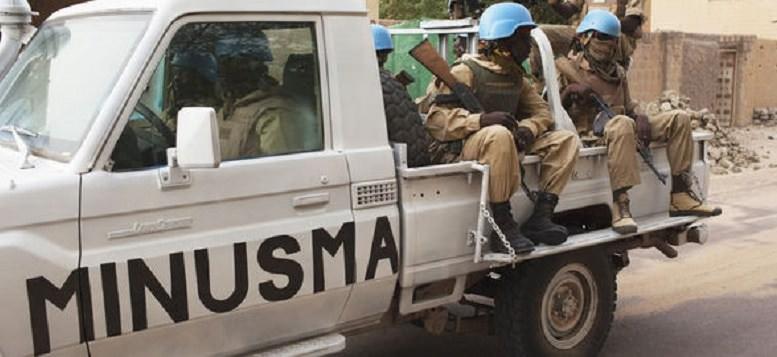 Mali : Mort de deux casques bleus
