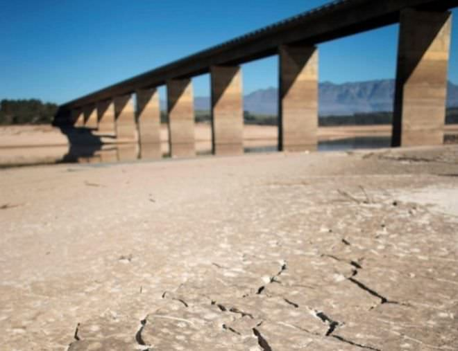 Afrique du Sud : l'état de sécheresse est déclarée dans la province du Cap occidental