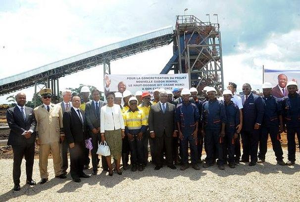 Exploitation du manganèse au Gabon : L'unité de Biniomi est fonctionnelle