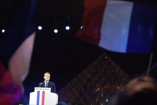 France : Emmanuel Macron élu président de la République