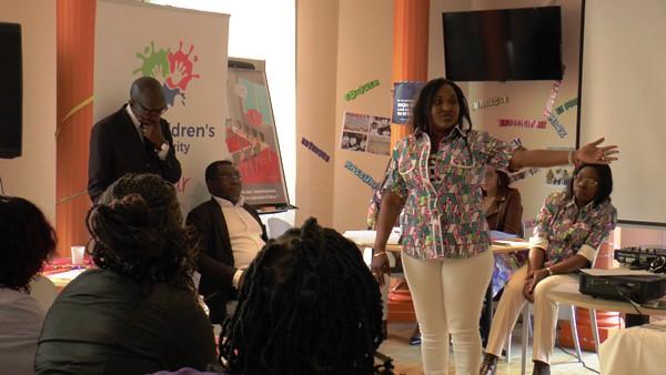 Une association lance sa campagne de sensibilisation sur le Handicap en France et au Gabon