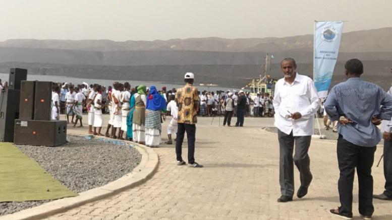 Djibouti inaugure un port d'importance fondamentale valorisant le lac Assal