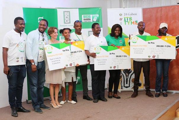 Concours JA Gabon : Recycling Industrie et Strag sélectionnées