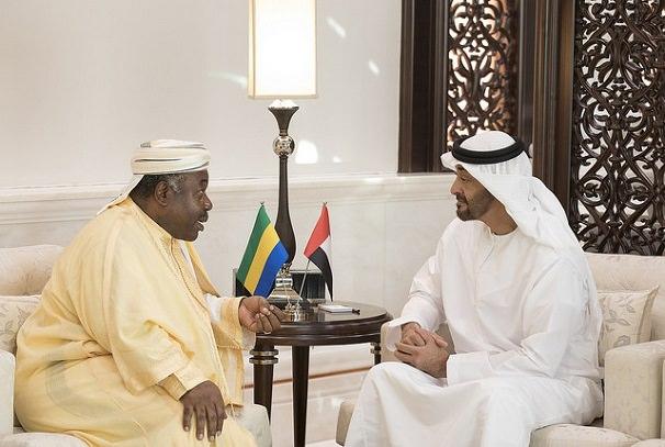 Gabon – Emirats arabes unis : Une lune de miel qui chante