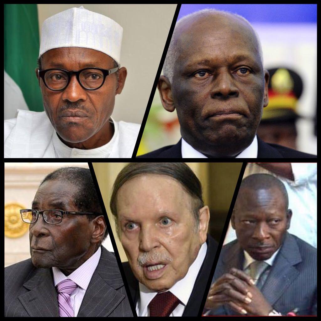 Afrique – Ces malades qui nous gouvernent
