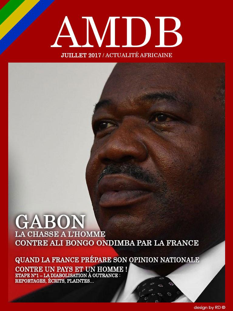 Gabon : chasse à l'homme contre Ali Bongo Ondimba par la France