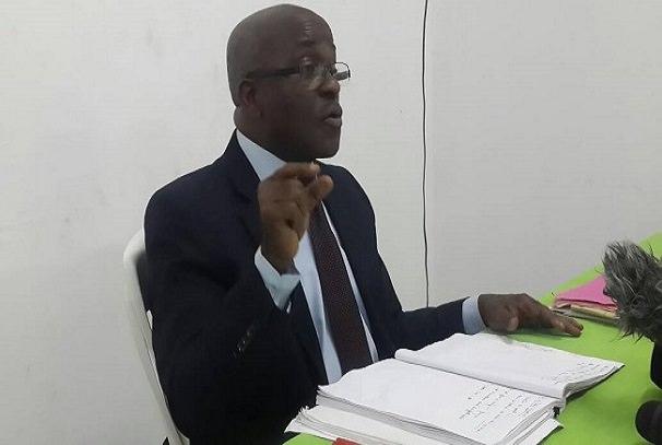 Gabon : David Mbadinga accuse Jean Ping d'avoir triché à la présidentielle de 2016