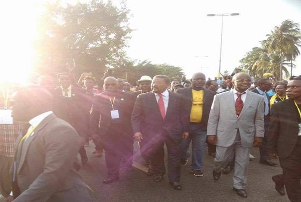Gabon / Retour de Jean Ping à Libreville : Aucune victime enregistrée parmi ses partisans