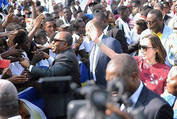 Gabon / Visite d'Ali Bongo à Cuba : Moisson abondante