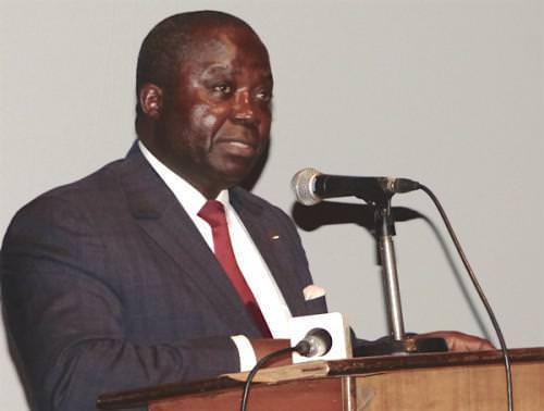 Gabon : Les 14 ministres éjectés du gouvernement ISSOZE NGONDET 1