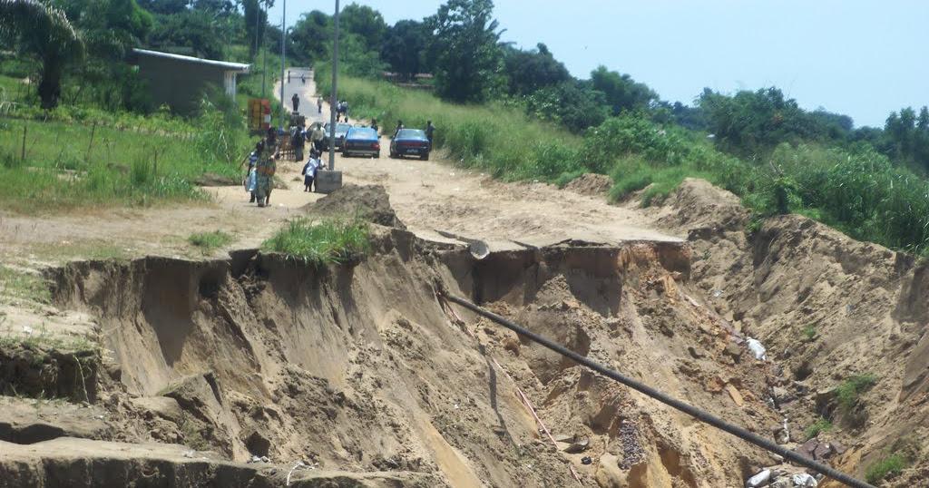 RDC : une quarantaine de morts dans un glissement de terrain
