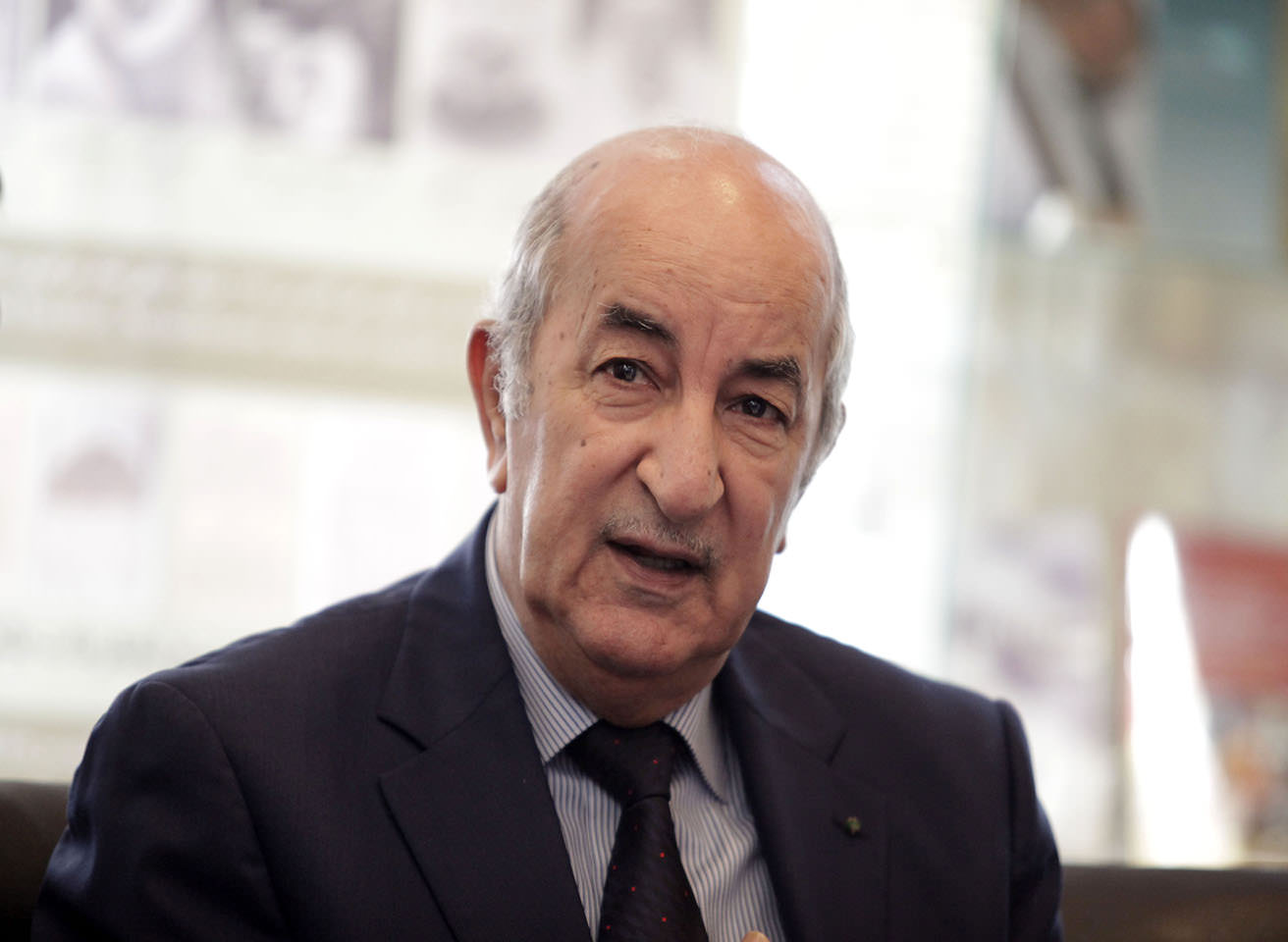 Algérie : le premier ministre Abdelmadjid Tebboune  remercié après 3 mois