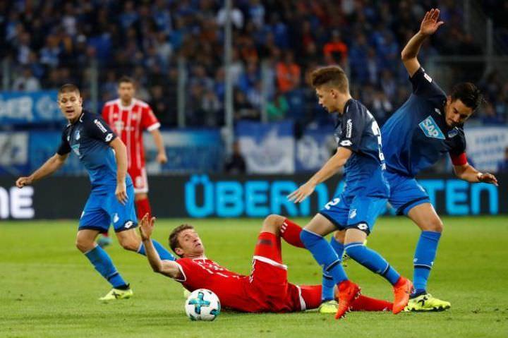 3eme Journée Bundesliga : Le Bayern s'incline à Hoffenheim laisse filer le Borussia
