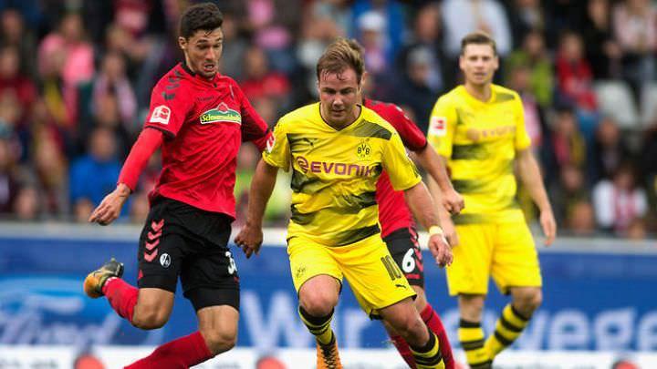 3eme Journée de la Bundesliga : Le leader Dortmund tenu en échec par une séduisante équipe de Fribourg