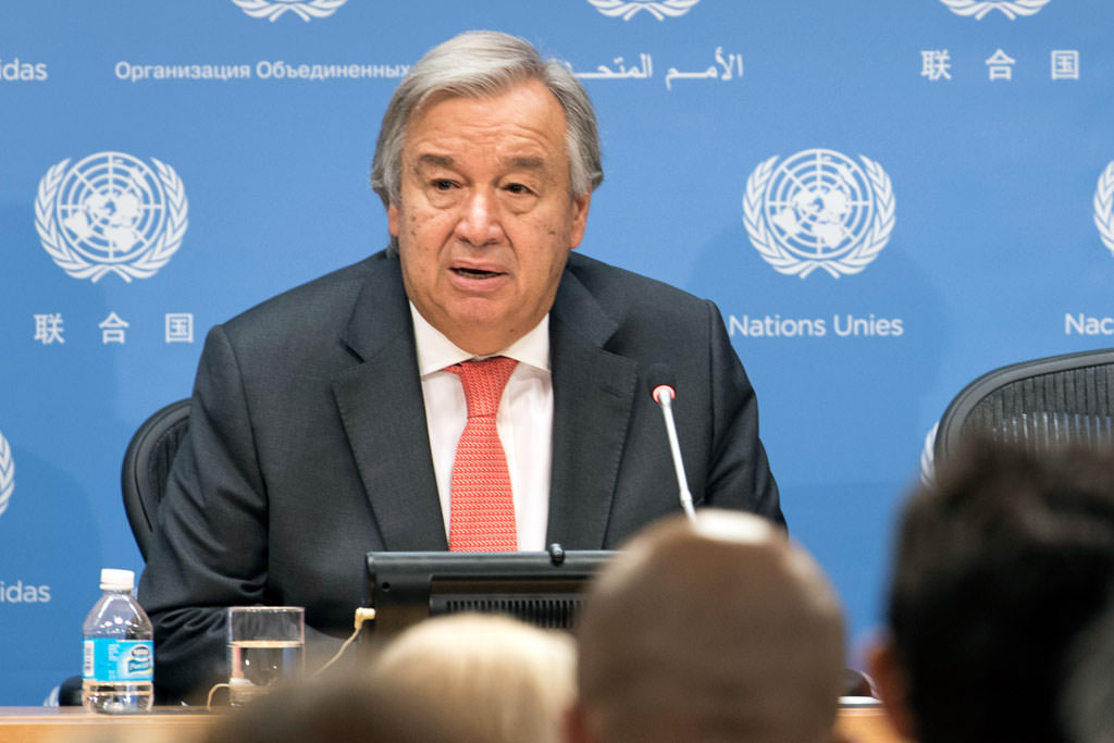 Myanmar : le chef de l'ONU appelle à agir face à la situation affectant les Rohingyas