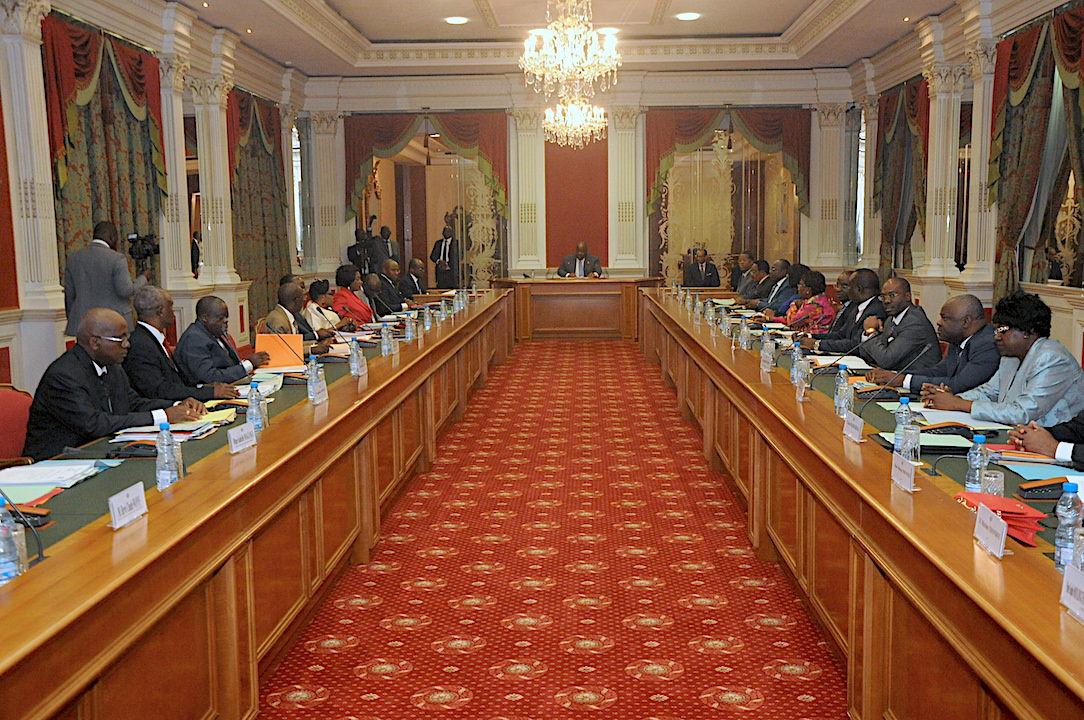 Gabon : Ouverture de la session du Conseil supérieur de la magistrature par Ali Bongo