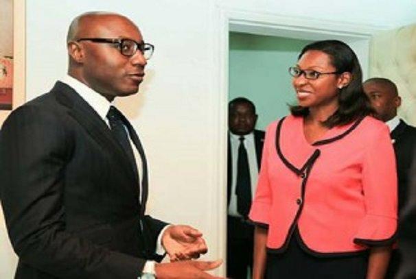 Gabon : Concertation entre Biendi Maganga Moussavou et Ndaot