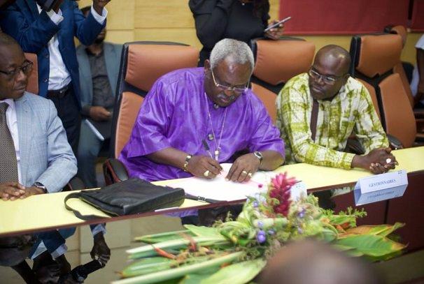 Gabon : Le gouvernement obtient une trêve sociale avec les régies financières