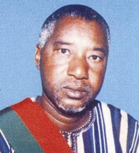 PAGE TRISTE :  L'ancien député Mahama Sawadogo n'est plus